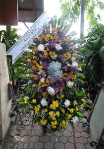 """Standing Flower"""